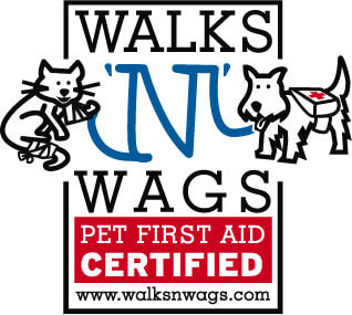 Pet First Aid Certified by Walks N Wags